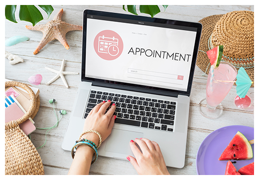 Virtual Receptionist with Appointment Setting