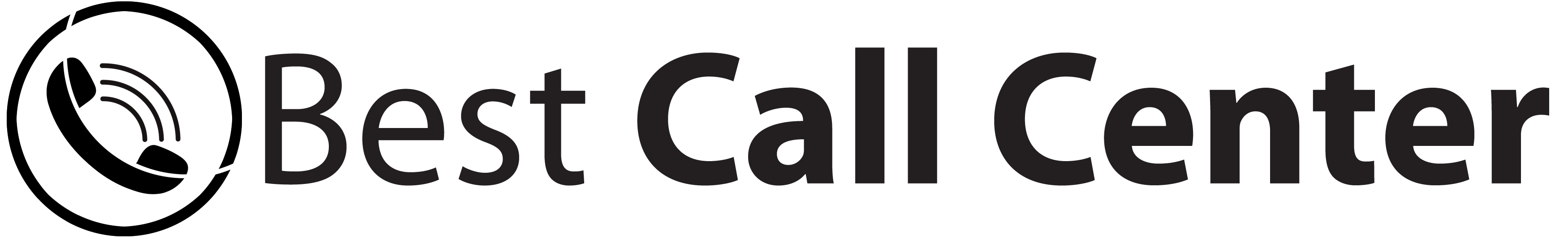 The Best Call Center logo